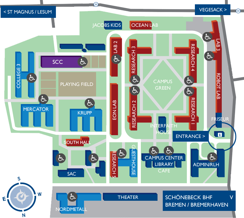 Clarion University Campus Map Www Sham Store